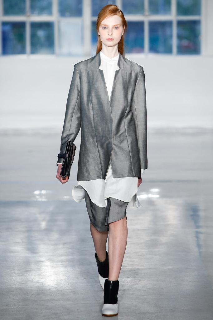 Zero + Maria Cornejo Ready To Wear SS 2015 NYFW (11)