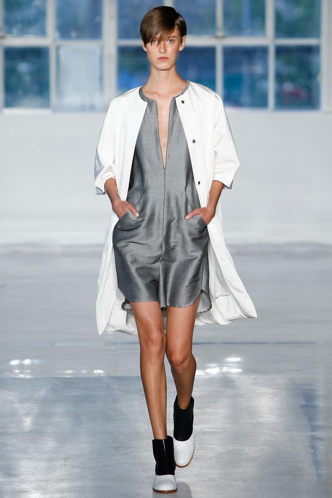 Zero + Maria Cornejo Ready To Wear SS 2015 NYFW (13)