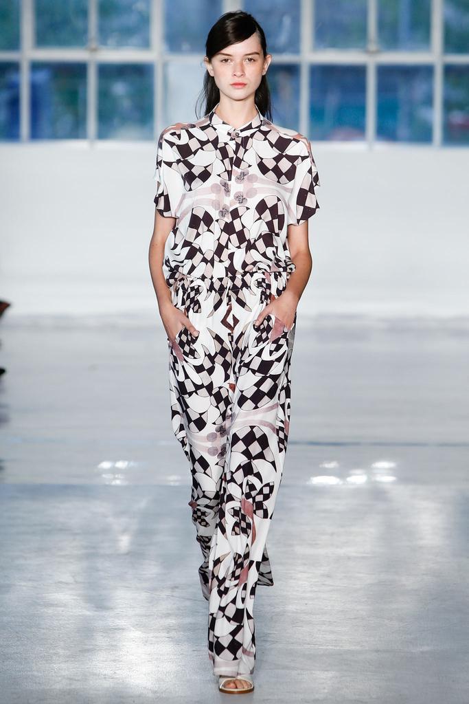 Zero + Maria Cornejo Ready To Wear SS 2015 NYFW (15)