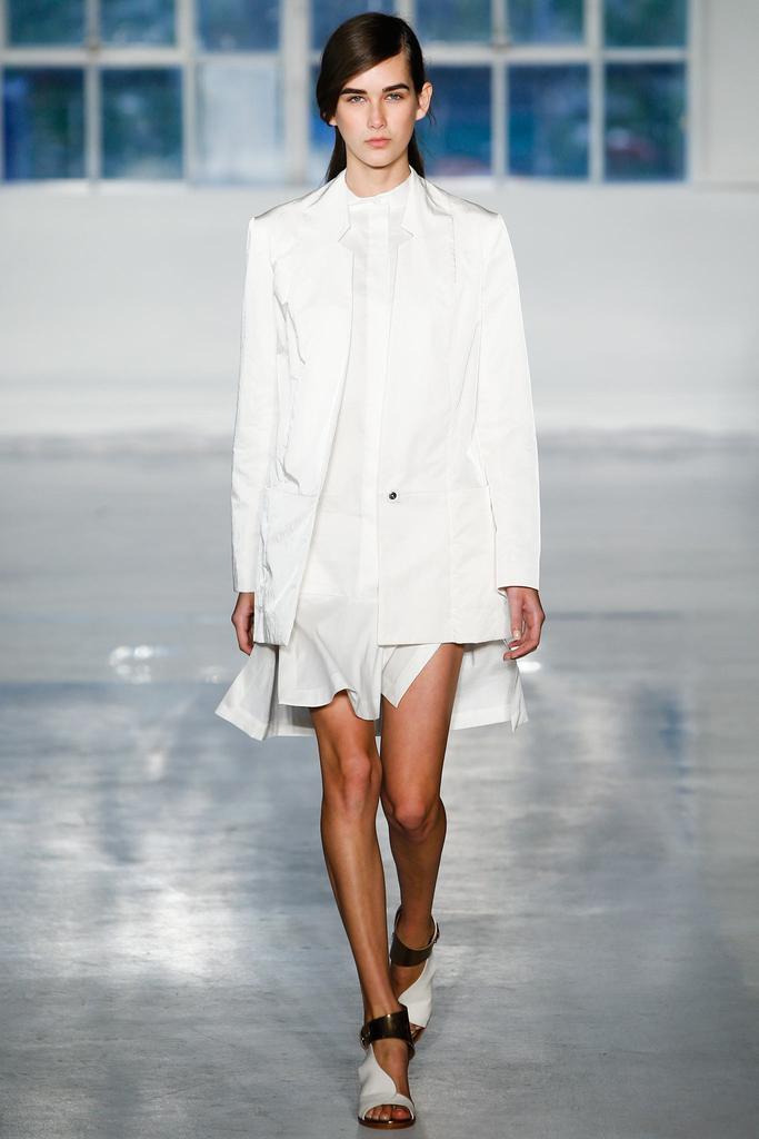 Zero + Maria Cornejo Ready To Wear SS 2015 NYFW (18)