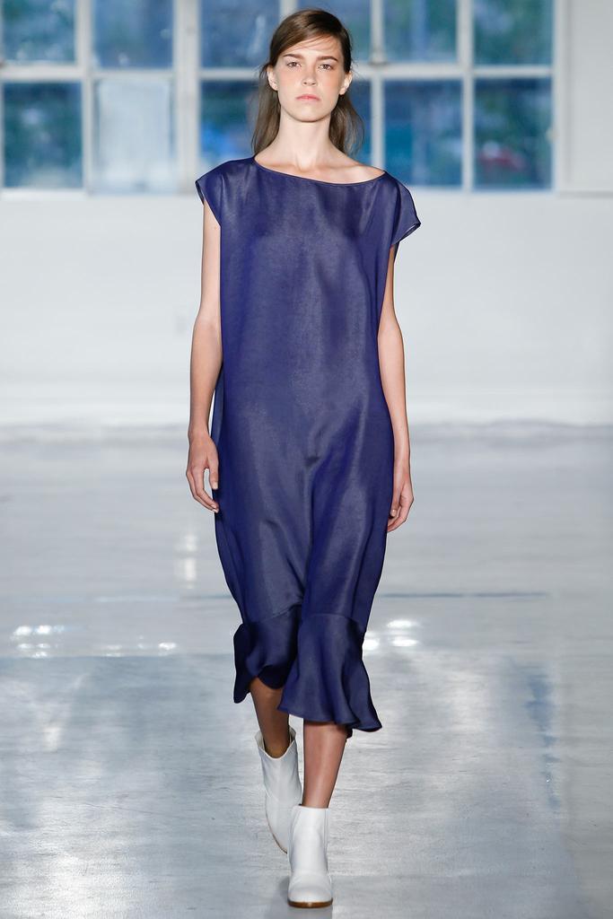Zero + Maria Cornejo Ready To Wear SS 2015 NYFW