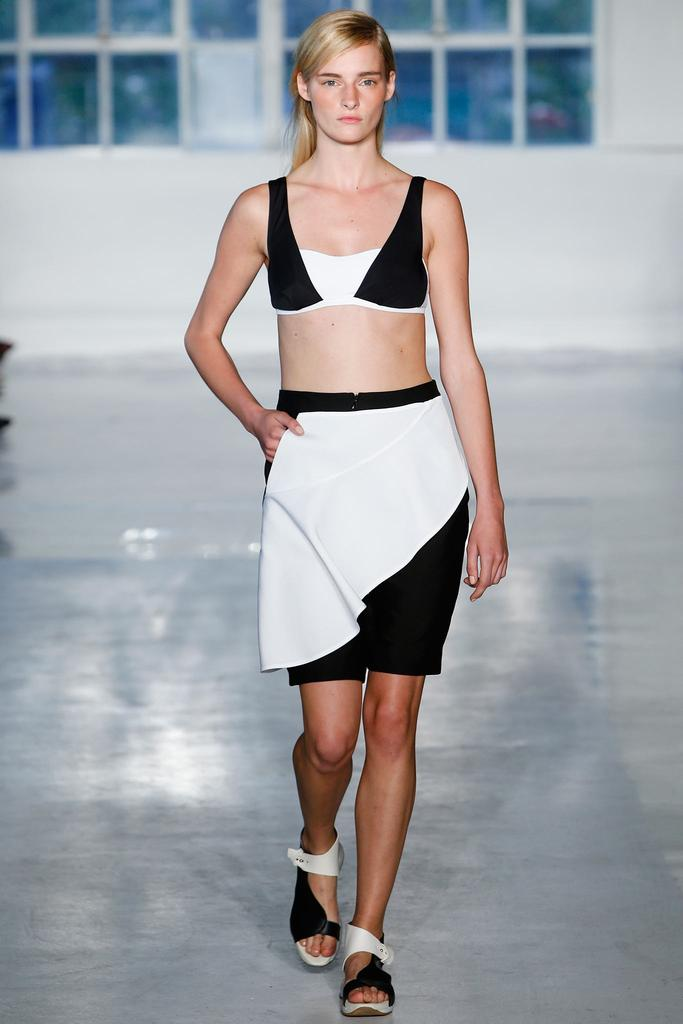 Zero + Maria Cornejo Ready To Wear SS 2015 NYFW (30)