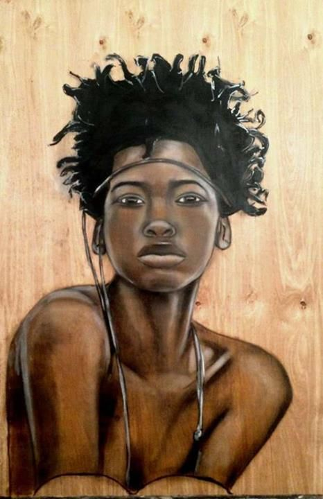 Portraits by artist Phealls Phree