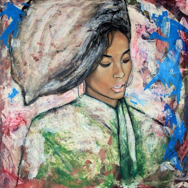 Portraits by artist Phealls Phree