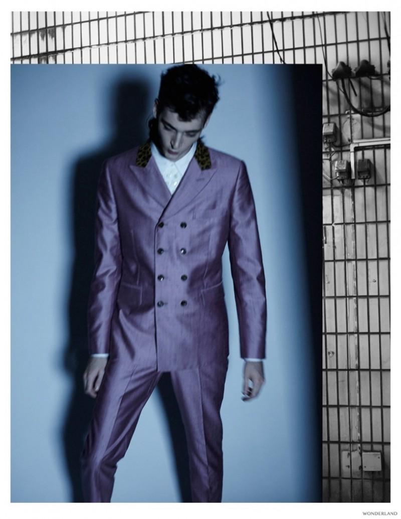 COMME des GARÇONS 2015 Spring Collection in Wonderland Magazine
