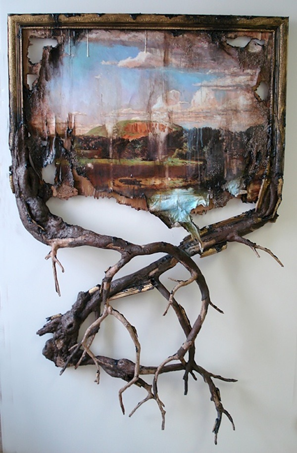 Destructive in Art by Valerie Hegarty