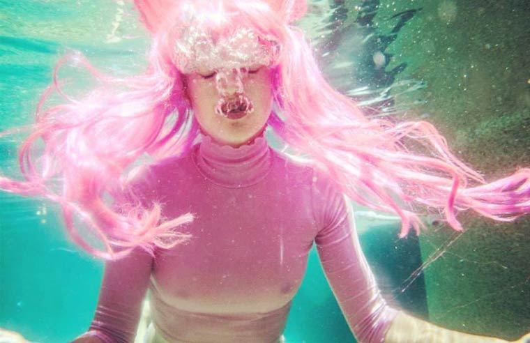 Pink Series by photographer Prue Stent