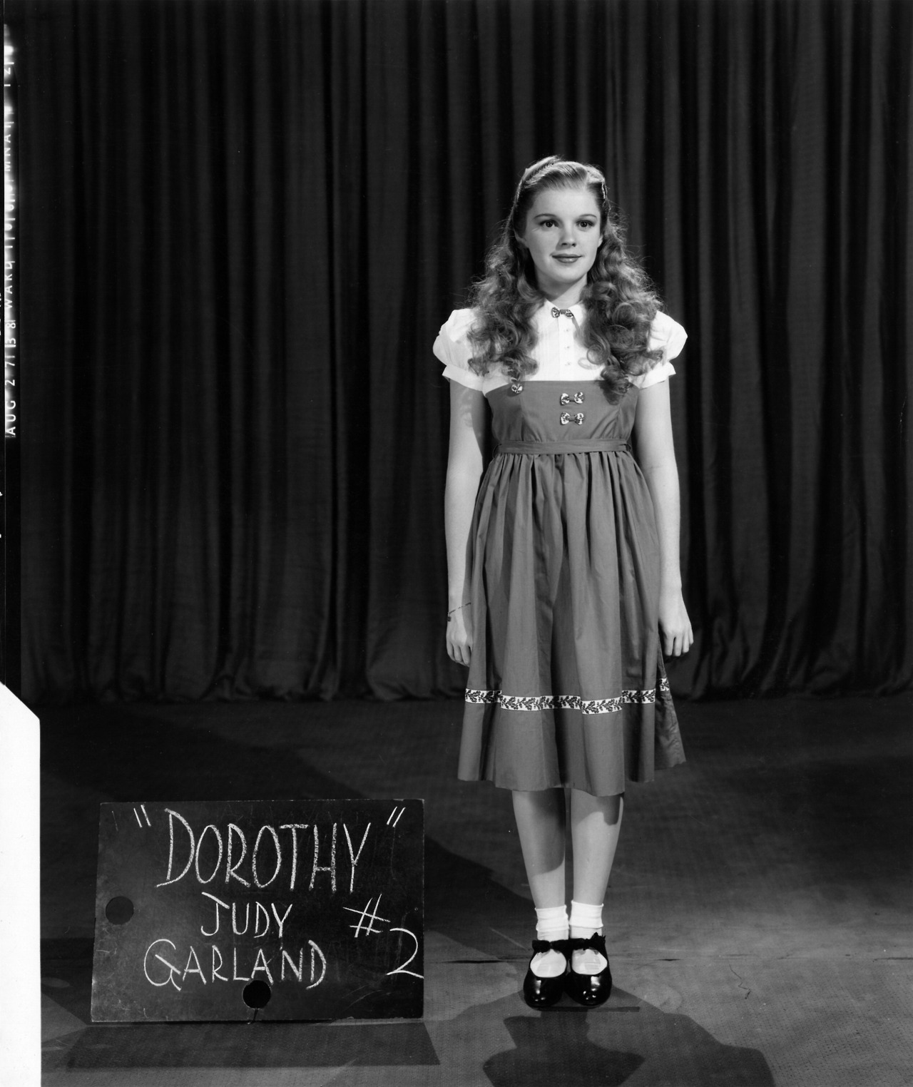 Test Shots for Wizard of Oz