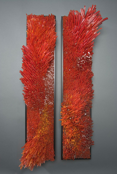Glass Sculptures by Shayna Leib
