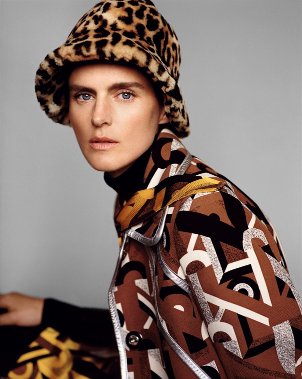 Stella Tennant by photographer Alasdair McLellan