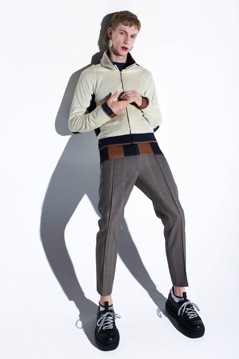 Acne Studios Menswear F/W 2015