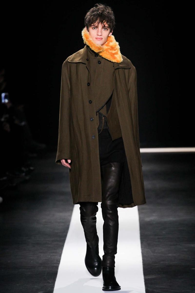 Ann Demeulemeester Menswear FW Paris (10)