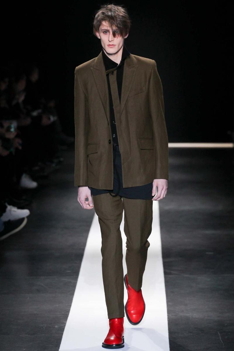 Ann Demeulemeester Menswear FW Paris (11)
