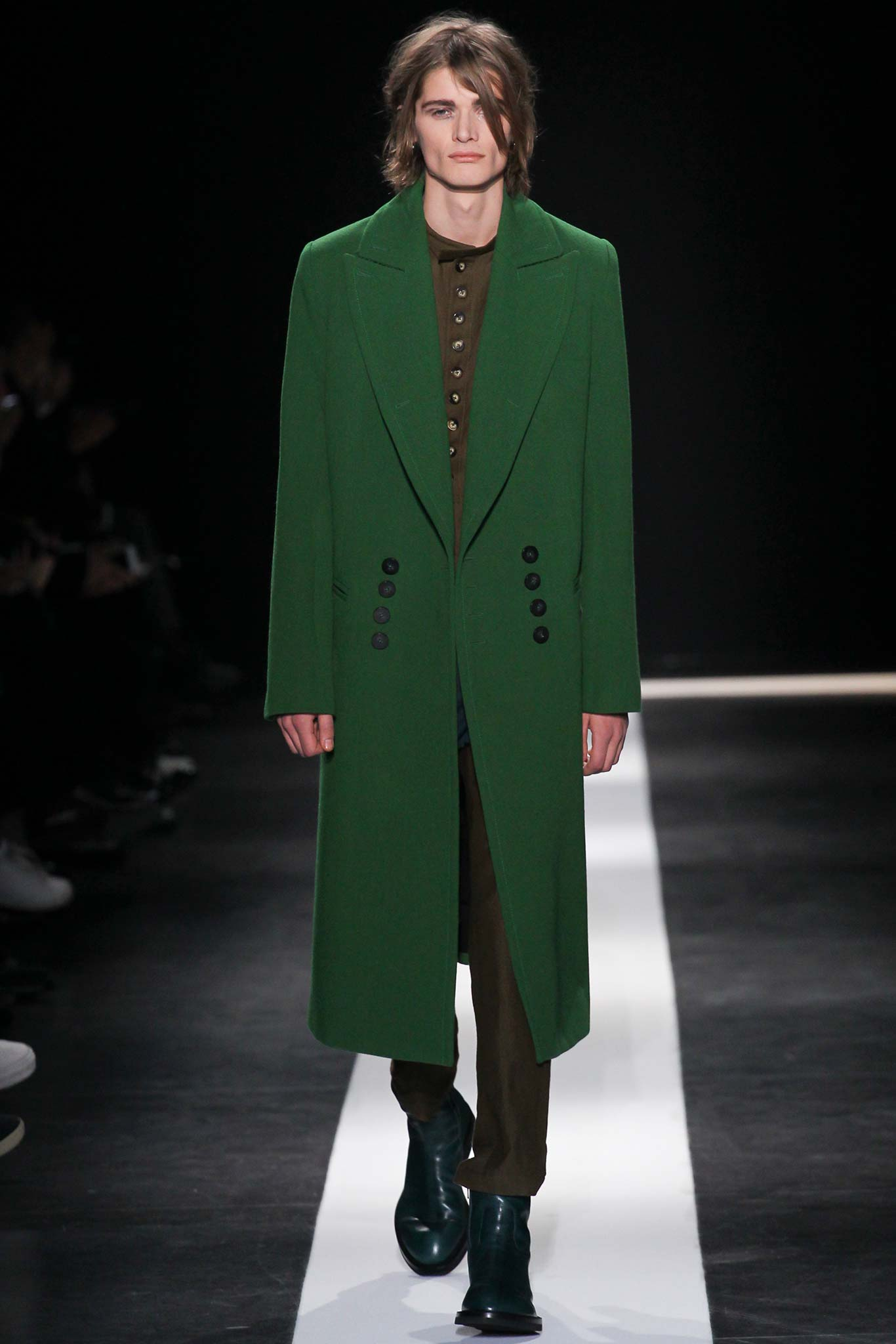 Ann Demeulemeester Menswear F/W Paris