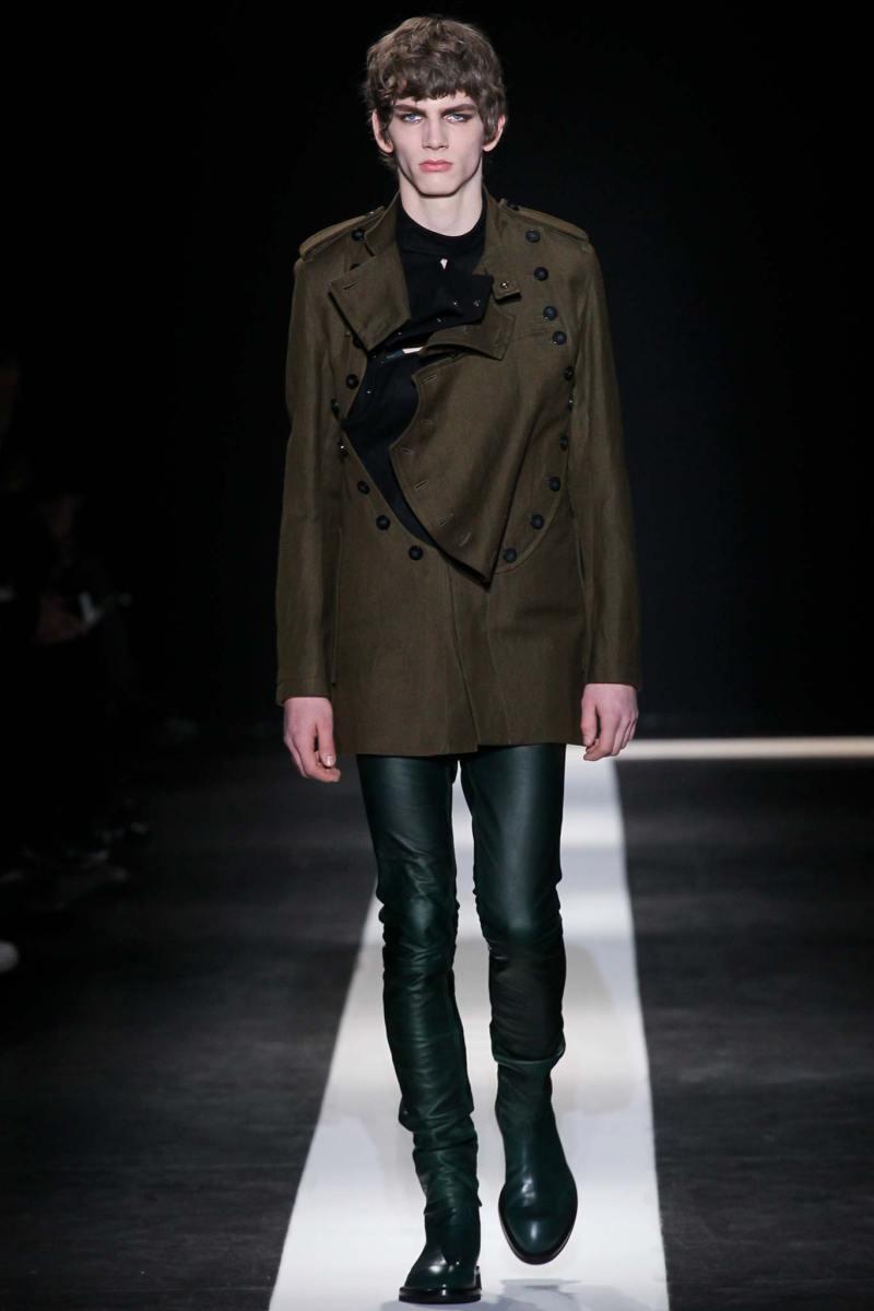 Ann Demeulemeester Menswear FW Paris (21)