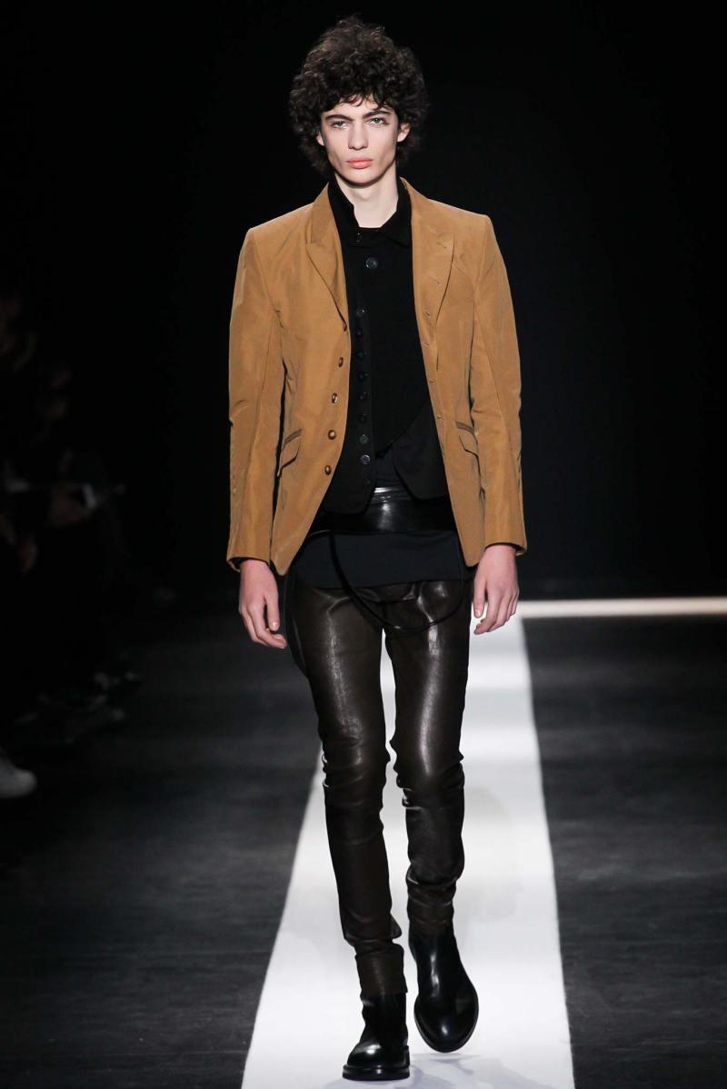 Ann Demeulemeester Menswear FW Paris (22)