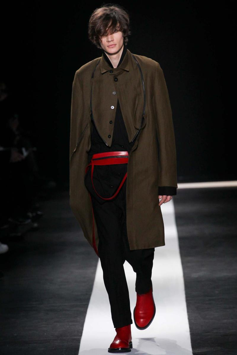 Ann Demeulemeester Menswear FW Paris (23)
