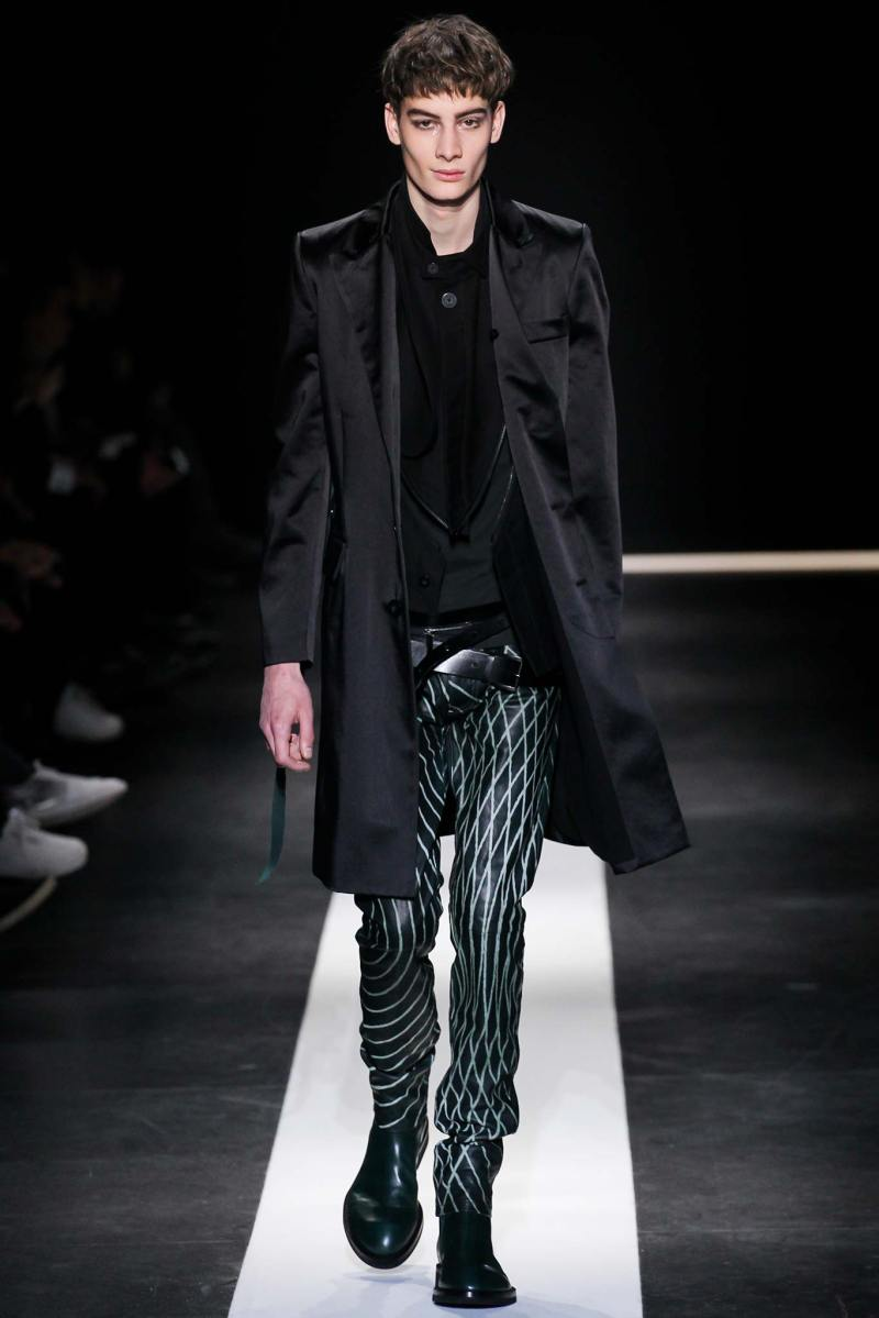 Ann Demeulemeester Menswear FW Paris (8)