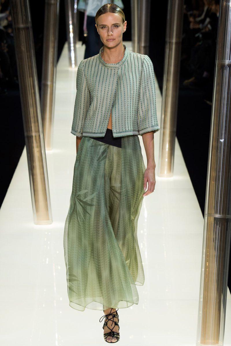 Armani Privé Haute Couture SS 2015 Paris (14)