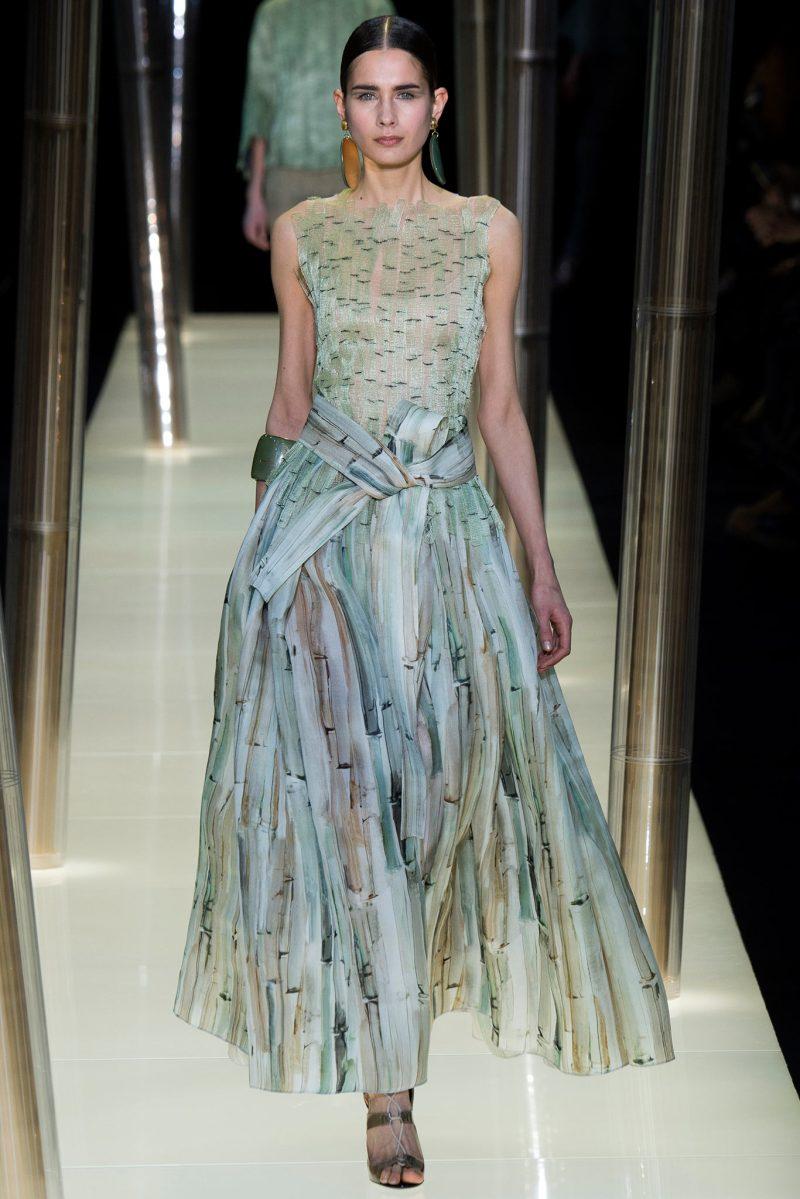 Armani Privé Haute Couture SS 2015 Paris (18)