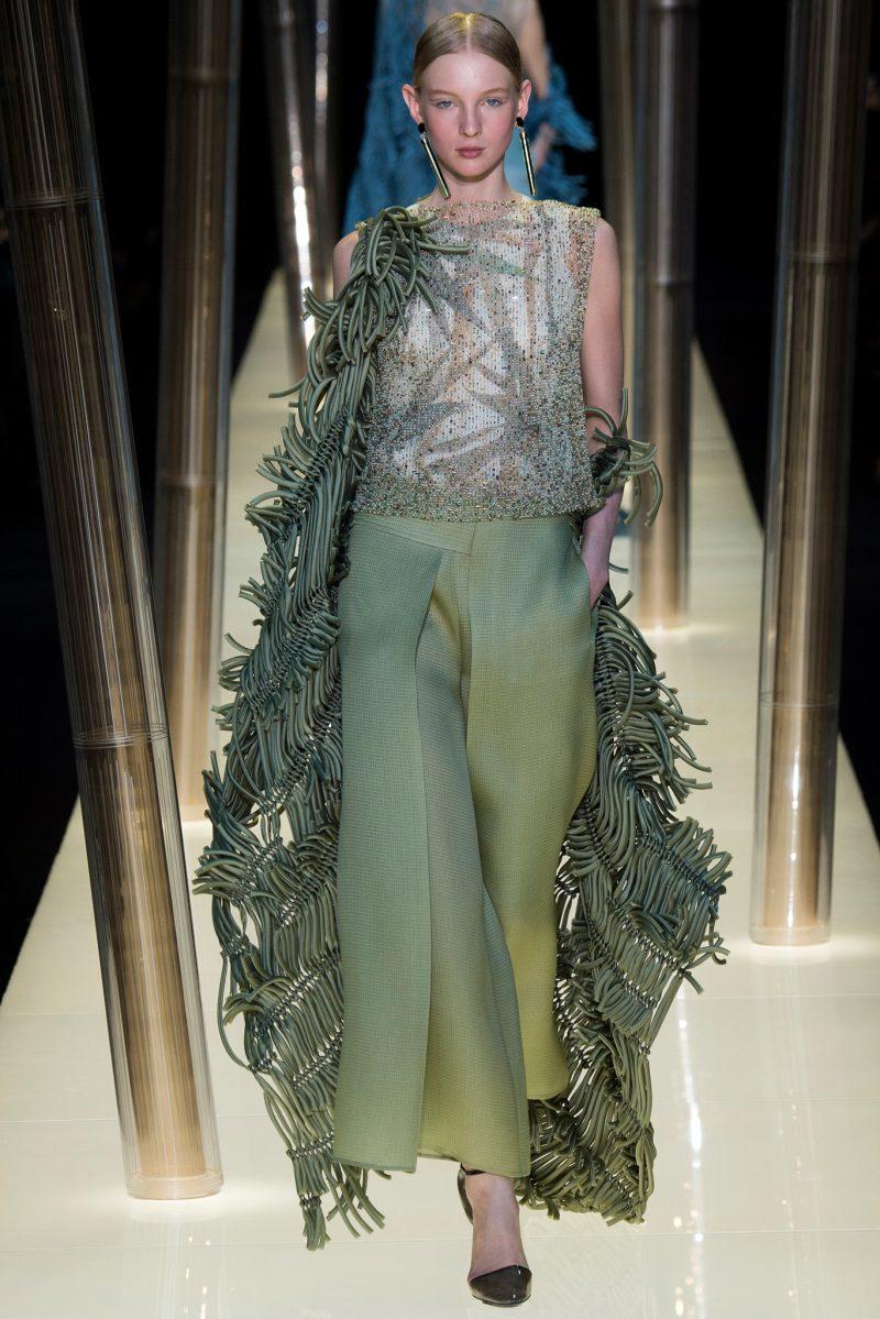 Armani Privé Haute Couture SS 2015 Paris (22)