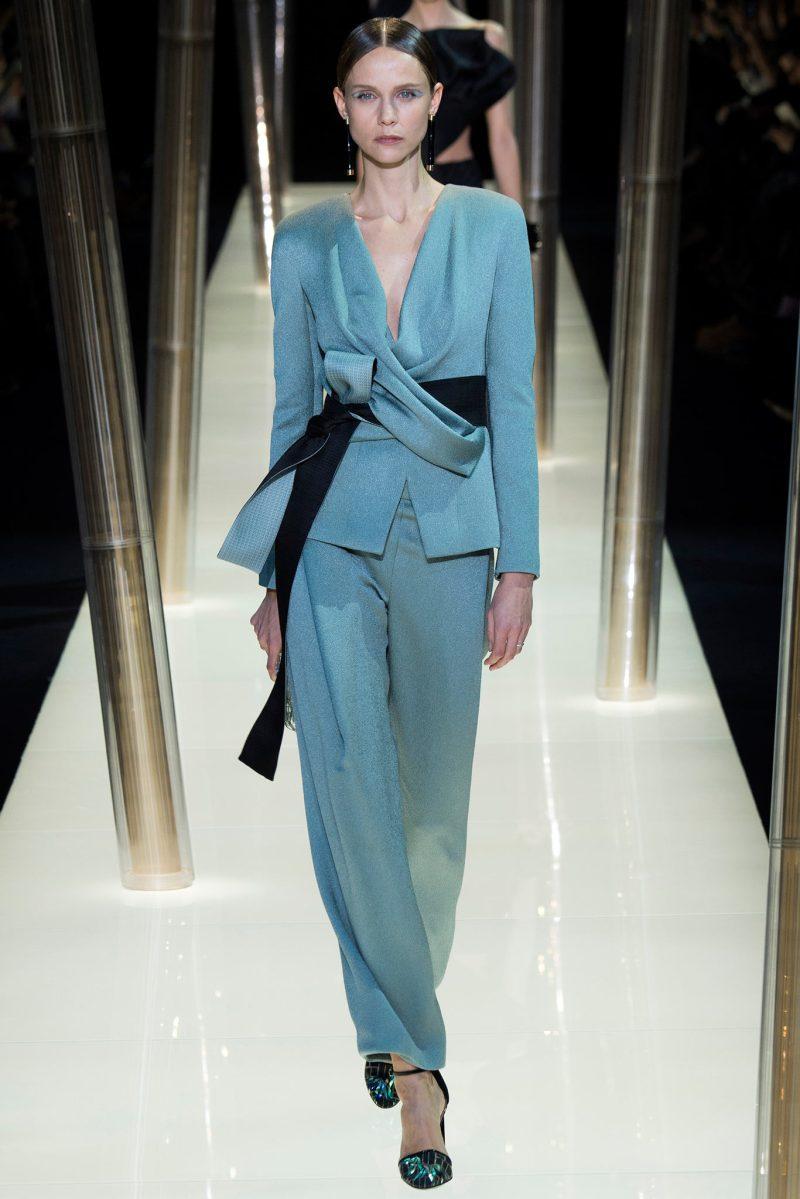 Armani Privé Haute Couture SS 2015 Paris (24)