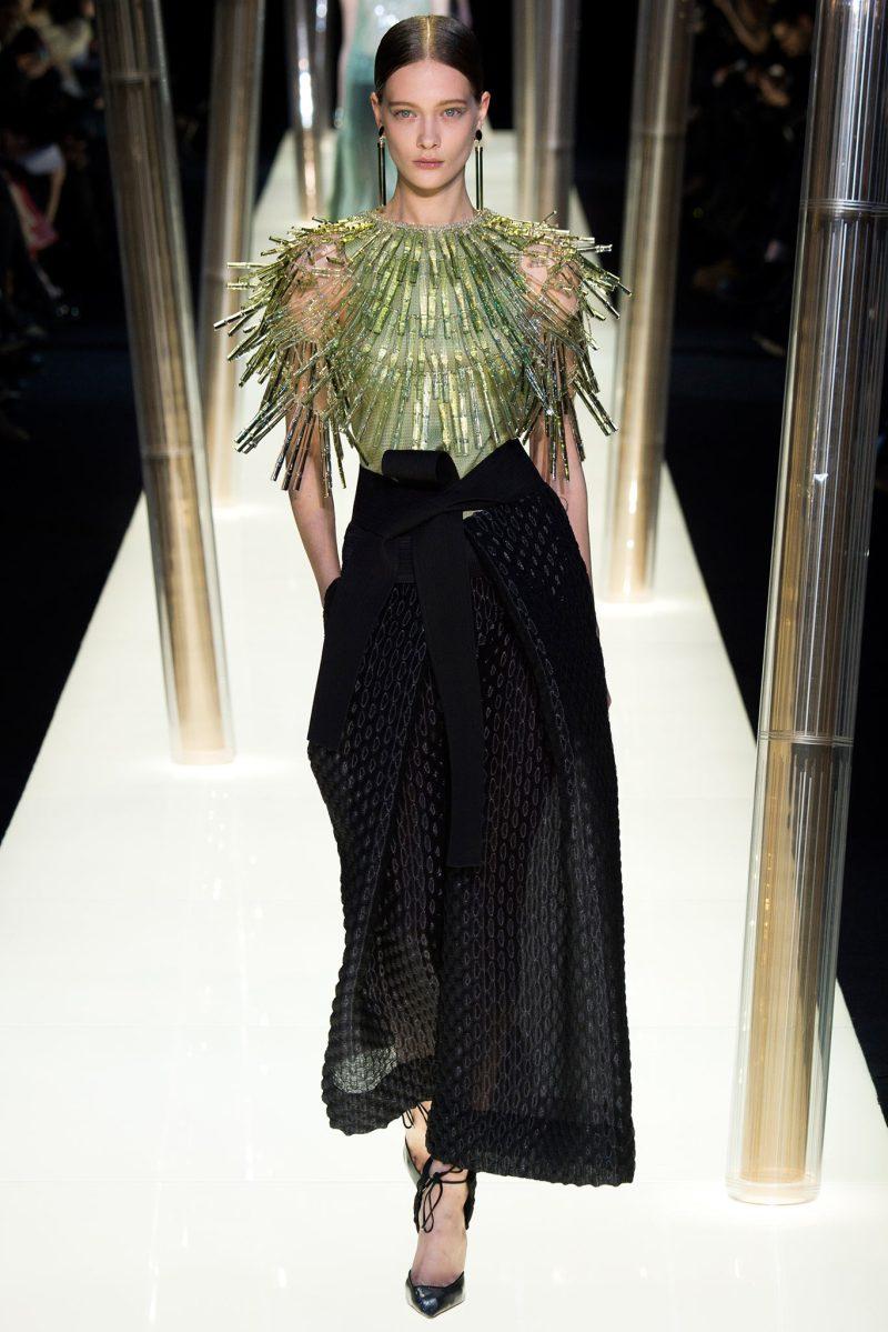Armani Privé Haute Couture SS 2015 Paris (26)
