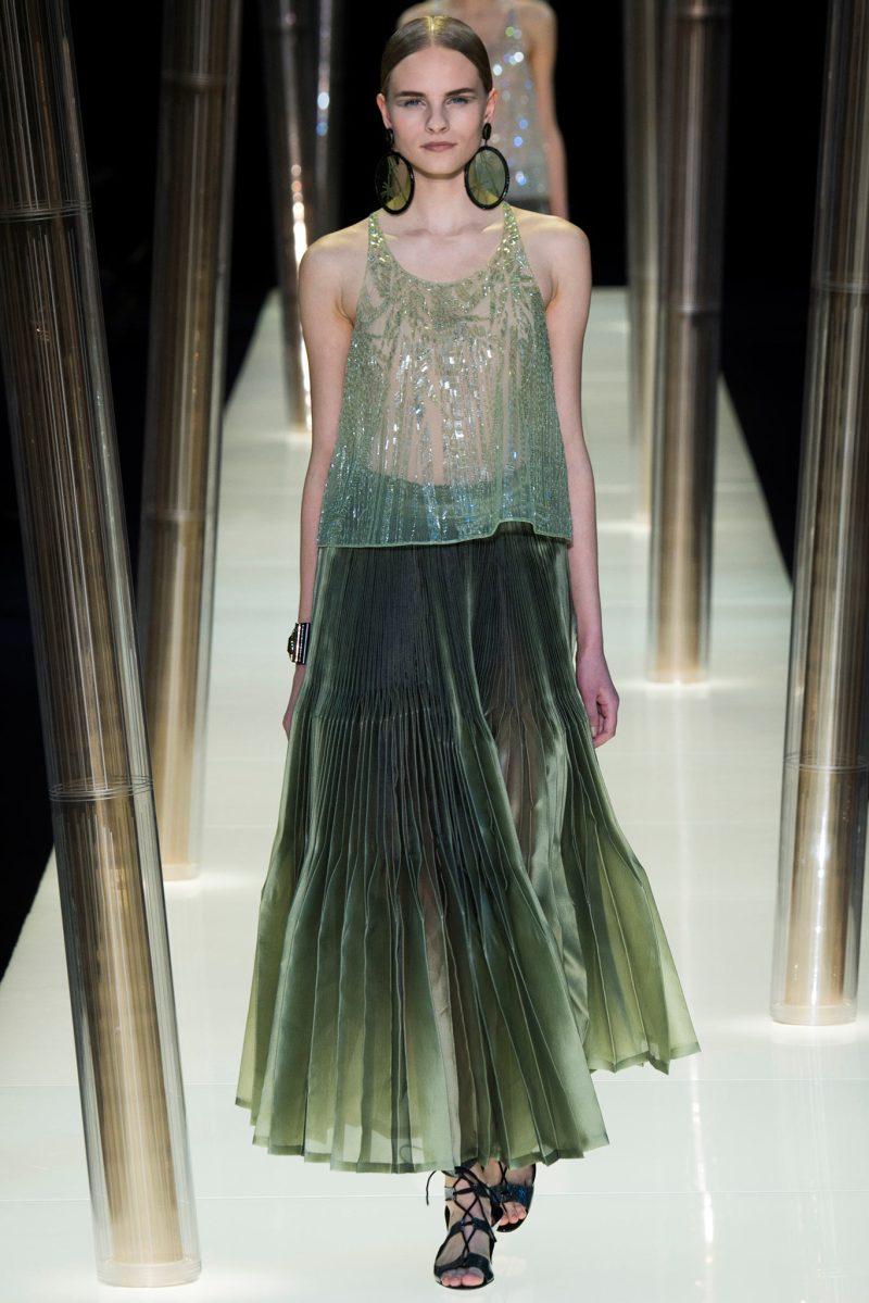 Armani Privé Haute Couture SS 2015 Paris (27)