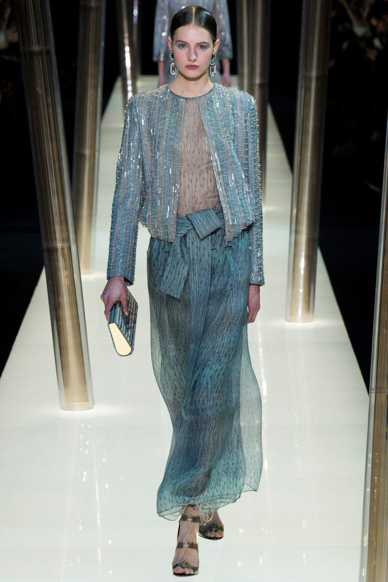 Armani Privé Haute Couture SS 2015 Paris (31)