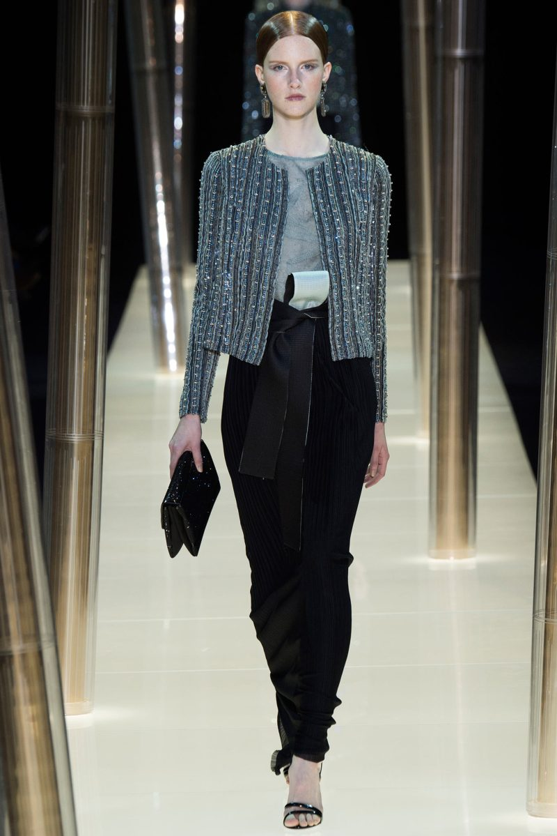 Armani Privé Haute Couture SS 2015 Paris (35)