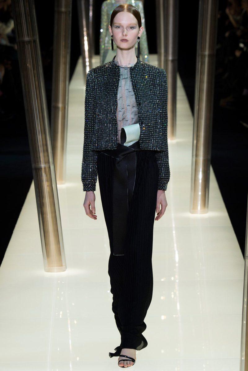 Armani Privé Haute Couture SS 2015 Paris (36)