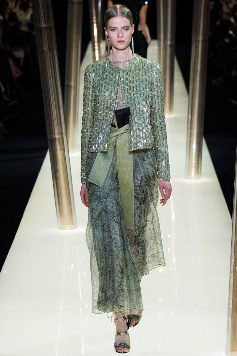 Armani Privé Haute Couture SS 2015 Paris (37)