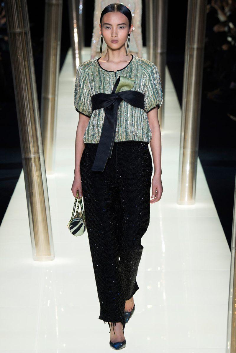 Armani Privé Haute Couture SS 2015 Paris (39)
