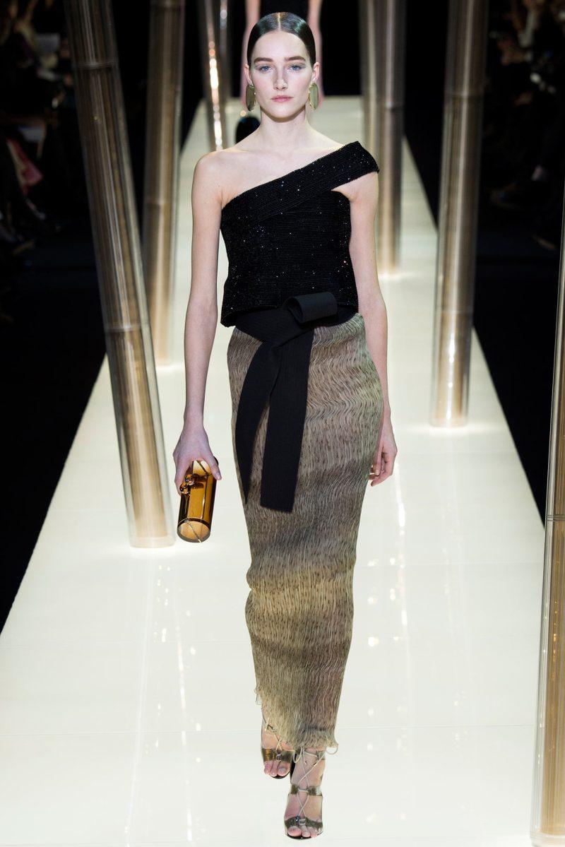 Armani Privé Haute Couture SS 2015 Paris (42)