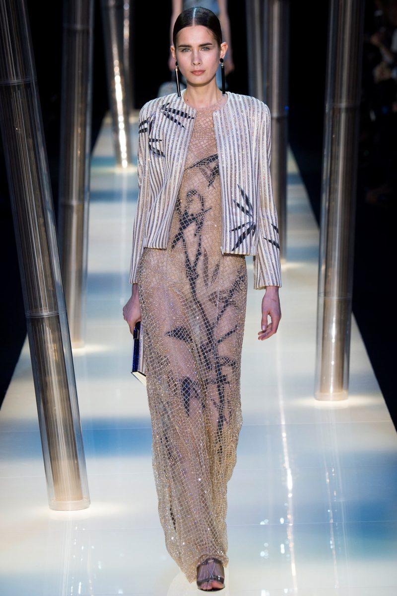 Armani Privé Haute Couture SS 2015 Paris (46)