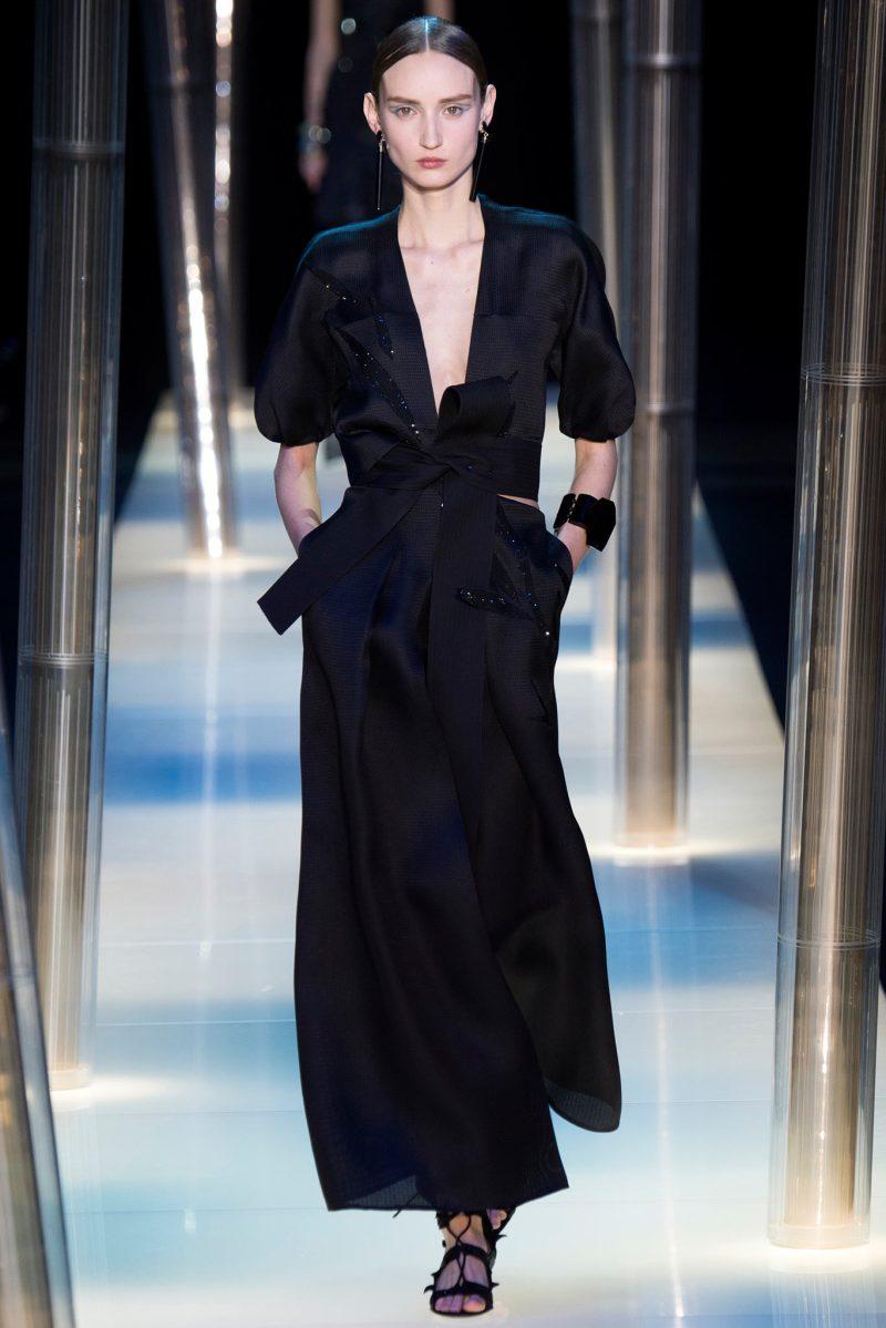 Armani Privé Haute Couture SS 2015 Paris (48)