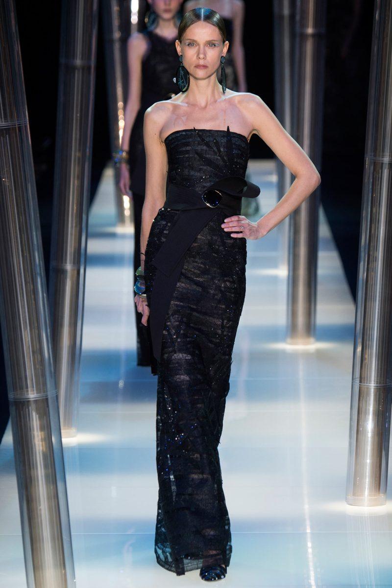 Armani Privé Haute Couture SS 2015 Paris (49)