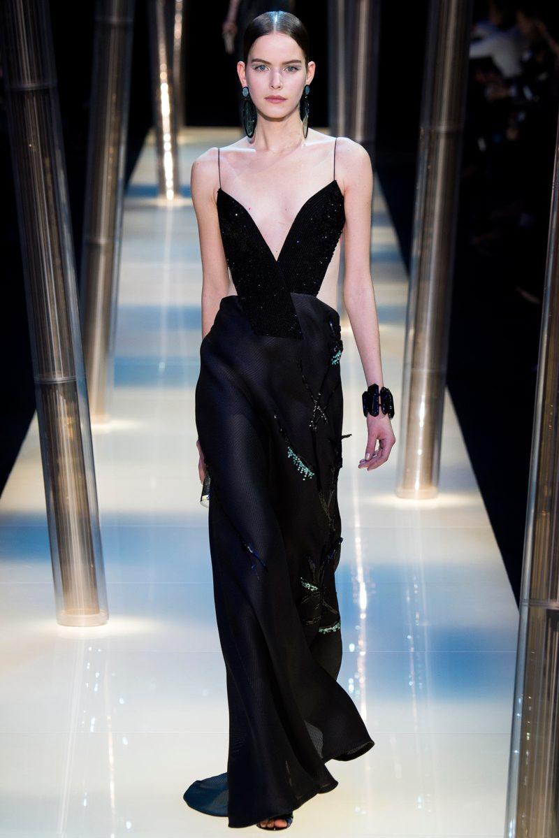 Armani Privé Haute Couture SS 2015 Paris (53)