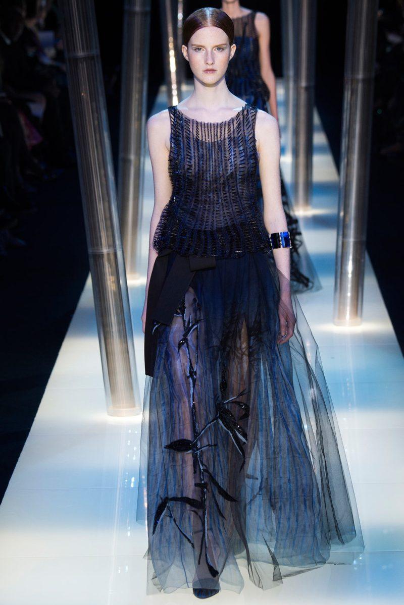Armani Privé Haute Couture SS 2015 Paris (60)