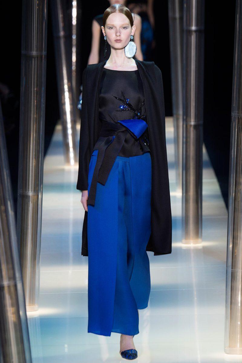 Armani Privé Haute Couture SS 2015 Paris (66)