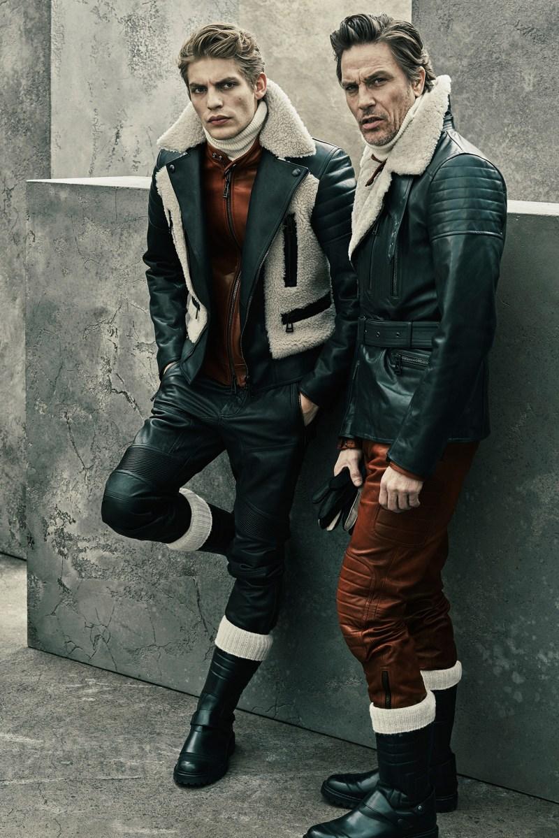 Belstaff Menswear FW 2015