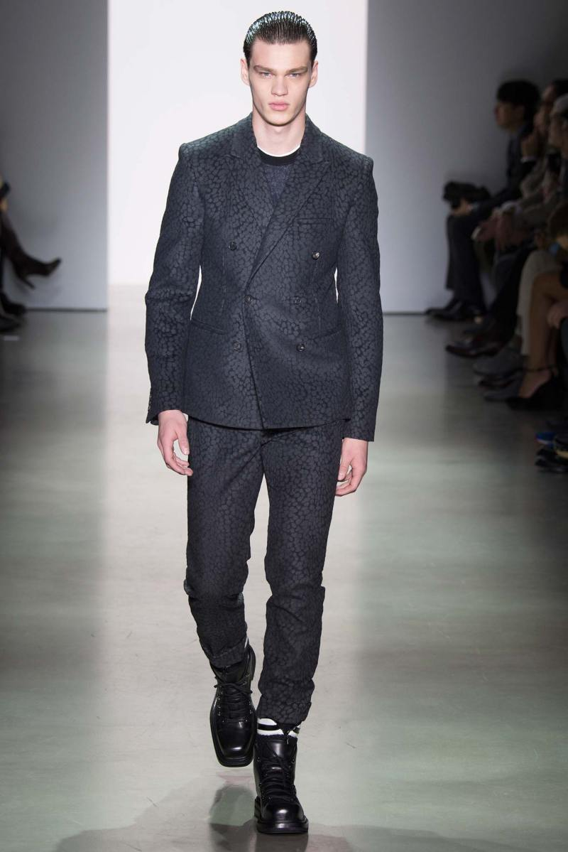 Calvin Klein Collection Menswear FW 2015 Milan (1)