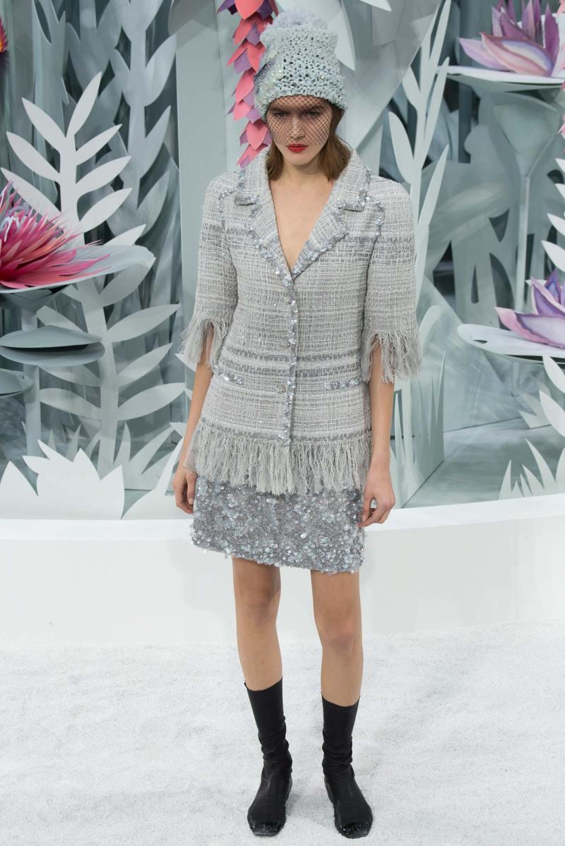 Chanel Haute Couture SS 2015 Paris