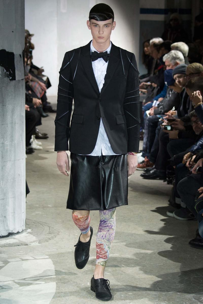 Comme des Garçons Menswear FW 2015 Paris (33)