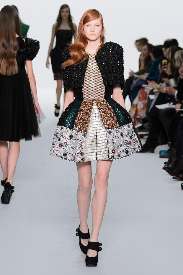 Dice Kayek Haute Couture SS 2015 Paris