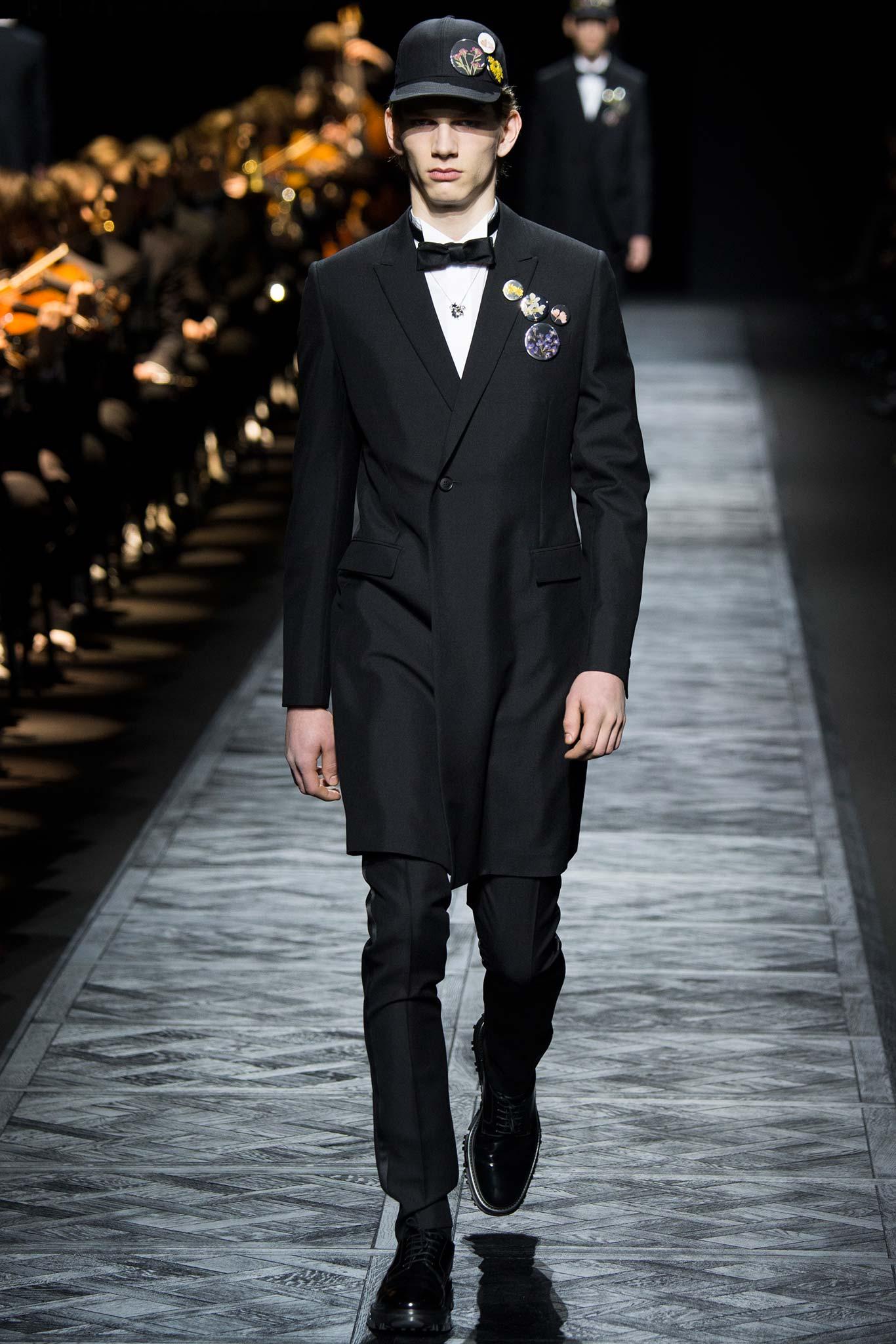 Dior Homme Menswear FW 2015 Paris