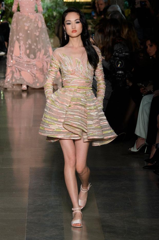 Elie Saab Haute Couture SS 2015 Paris (39)