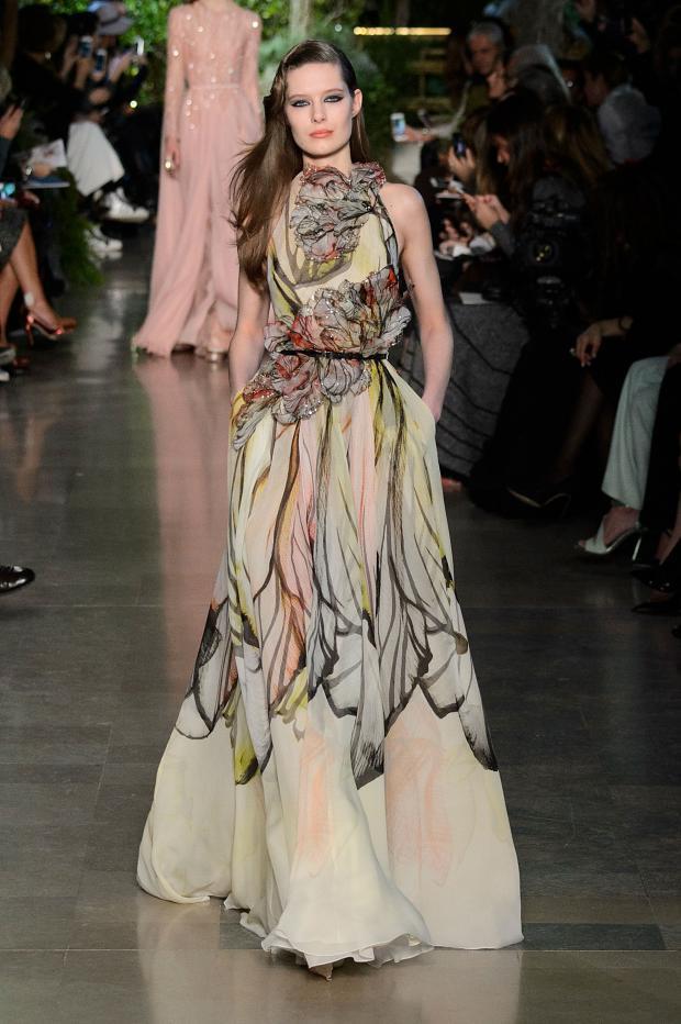 Elie Saab Haute Couture SS 2015 Paris (43)