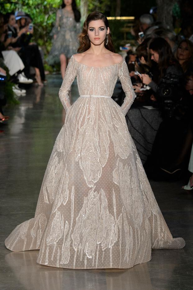 Elie Saab Haute Couture SS 2015 Paris (7)