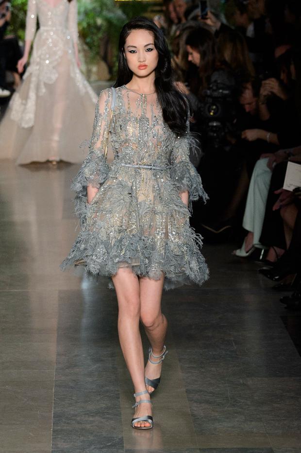 Elie Saab Haute Couture SS 2015 Paris (8)